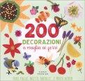 200 Decorazioni a Maglia ai Ferri - Libro