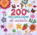 200 Decorazioni all'Uncinetto - Libro