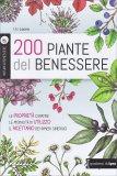 200 Piante del Benessere - Libro