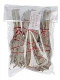 3 Stick Incenso di Salvia Bianca