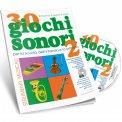 30 Giochi Sonori - Vol.2 + CD