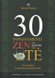 30 Insegnamenti Zen dei Maestri del Tè - Libro