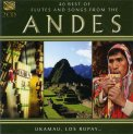 40 Best of Flutes and Songs from the Andes  - CD