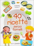 40 Ricette Senza Fornelli — Libro