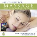 432 Hz Music for Massage - Musica per il Benessere Psicofisico - CD