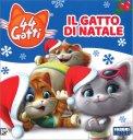44 Gatti - Il Gatto di Natale — Libro