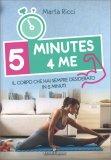 5 Minutes 4 Me - Libro