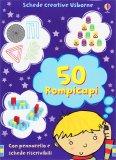 50 Rompicapi - Schede con Pennarello
