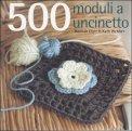500 Moduli a Uncinetto - Libro