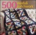 500 Moduli Patchwork  - Libro