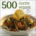 500 Ricette Vegane — Libro