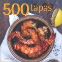 500 Tapas  - Libro