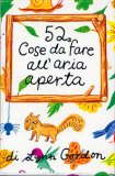 52 Cose da Fare all'Aria Aperta - Carte