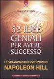52 Idee Geniali per Avere Successo — Libro