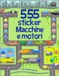555 Sticker - Macchine e Motori - Libro
