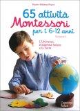 65 Attività Montessori per i 6-12 Anni - Libro