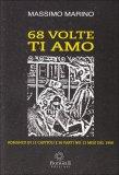 68 Volte ti Amo  - Libro