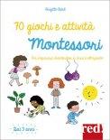 70 Giochi e Attività Montessori - Libro