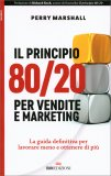 80/20 Vendite e Marketing - Libro