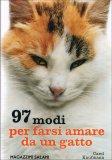97 Modi per Farsi Amare da un Gatto - Libro
