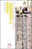 Acqua e Comunità  - Libro