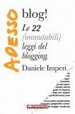 Adesso - Blog! - Libro