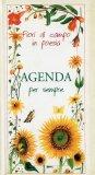 Agenda per Sempre - Fiori di Campo in Poesia  - Libro