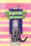 Agenda per Sempre - Gatti - Libro