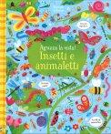 Aguzza la Vista! Insetti e Animaletti - Libro + Stickers