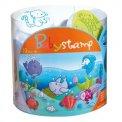 Aladine Baby Stamp - Animali del Mare