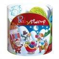 Aladine Baby Stamp - E' Natale