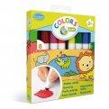 Aladine Colors Baby - 8 Pennarelli Punta Rotanda
