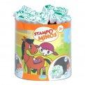 Aladine Stampo Minos - I Cavalli