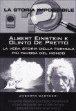Albert Einstein e Olinto De Pretto  - Libro