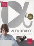 Alfa Reader Plus con Voci (KIT: libro + chiavetta USB + sintesi vocale)