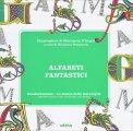 Alfabeti Fantastici - Libri per Adulti da Colorare