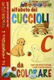 Alfabeto dei Cuccioli da Colorare