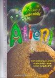 Alieni - Libro + Stickers