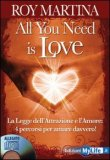 All You Need is Love + CD Audio — Libro