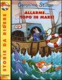 Allarme... Topo in Mare!  - Libro