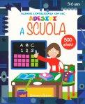 Allenare l'Intelligenza con gli Adesivi a Scuola - Libro