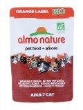 Almo Nature Bocconcini per Gatti con Manzo e Verdure