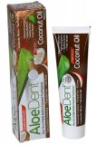 AloeDent Coconut Oil - Dentifricio all'Olio di Cocco