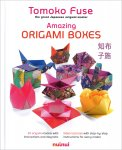 Amazing Origami Boxes - Libro