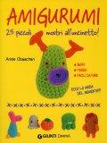 Amigurumi - 25 Piccoli Mostri all'Uncinetto  — Libro