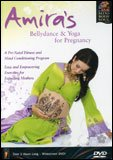 Amira's Bellydance & Yoga for Pregnancy — DVD