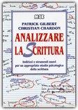 Analizzare la Scrittura