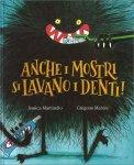 Anche i Mostri si Lavano i Denti! — Libro