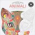 Animali - Colorouring Book Antistress - Libro