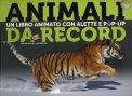 Animali da Record Pop Up  - Libro